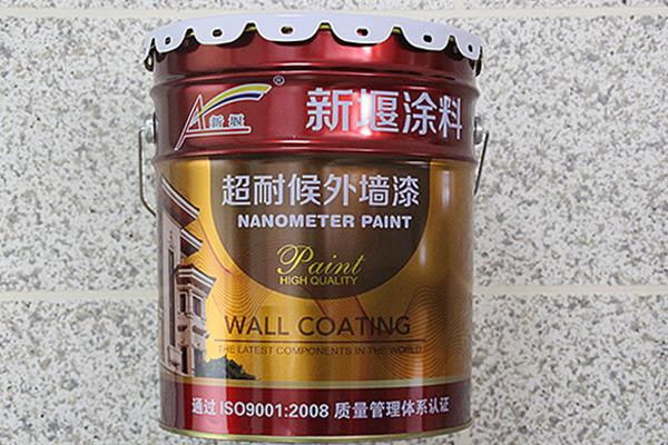 外墙罩光漆
